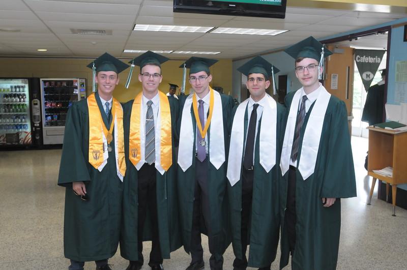 Methacton High School commencement June 8, 2018. Gene Walsh — Digital First Media