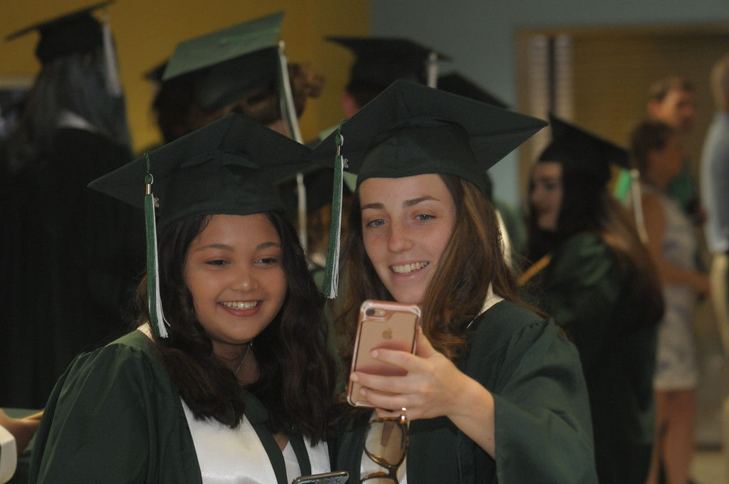 . Methacton High School commencement June 8, 2018. Gene Walsh � Digital First Media