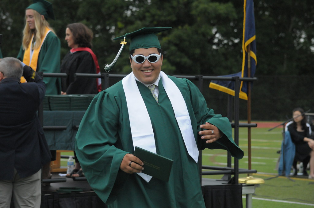 . Methacton High School graduation