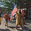 Men dressed as lunch march on West Marshall Street in the Norristown Fourth of July parade Tuesday, July 4, 2017. Joe Barron -- Digital First Media