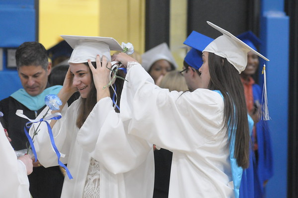 Norristown Area High School commencement ceremonies