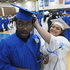 Norristown Area High School commencement ceremonies June 8, 2017. Gene Walsh — Digital First Media