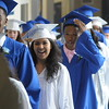 Norristown Area High School commencement ceremonies June 8, 2017. Gene Walsh — Digital First Media