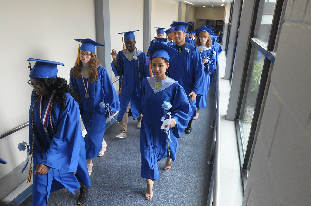 . Norristown Are High School graduation