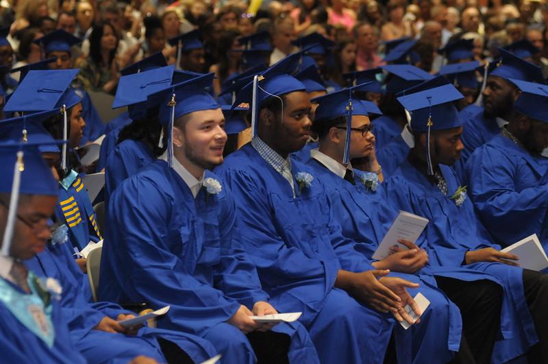 NorristownArea High School graduation June 14, 2018. Gene Walsh — Digital First Media