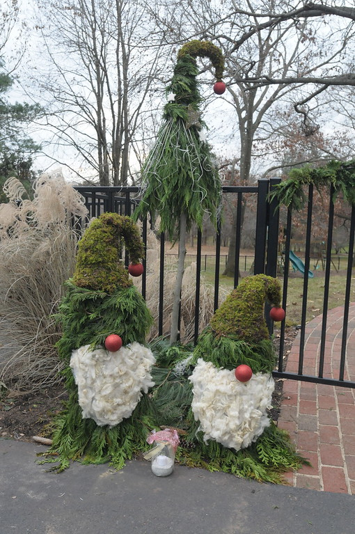 . Norristown Garden Club Holiday Tour December 13, 2018. Gene Walsh � Digital First Media