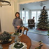 Norristown Garden Club Holiday Tour December 13, 2018. Gene Walsh — Digital First Media