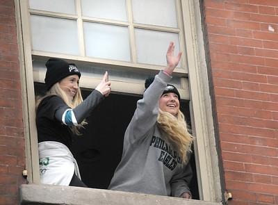 Philadelphia Eagles Victory Parade