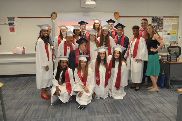 Plymouth Whitemarsh High school commencement ceremonies