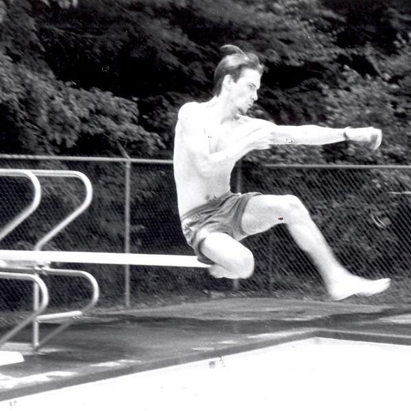 John Ross circa 1985-86