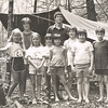 Susan Kinney, ___, and campers