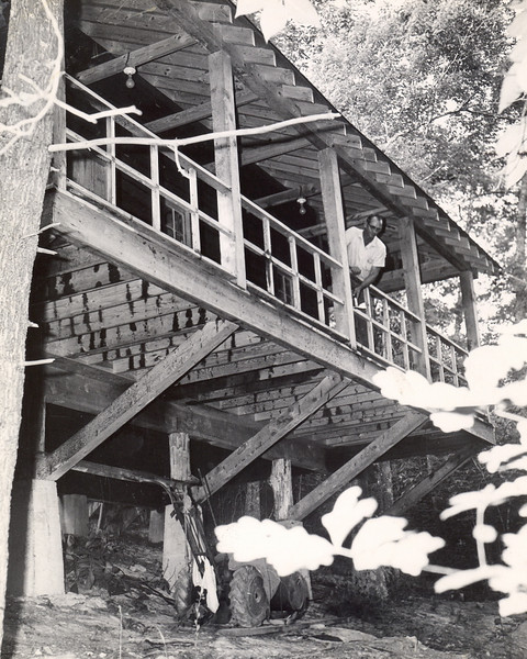 Construction of the cabins