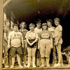 EMR Week, Summer 1983. Regina Hall, Todd Teffsteller and Lisa (Dorr) Whitlock with campers