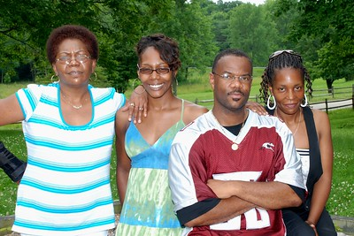 The Scott Family 2009