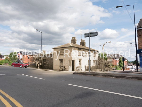 Borough Arms in Park Street, 1959 and 2016