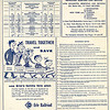Table 5 is the bus connection from Salamanca to Bradford, PA which the Erie didn't serve directly. <br /> <br /> And then there is the rather 1950s cheesy nuclear family travel plan advert, another example that the Erie was still promoting train travel.