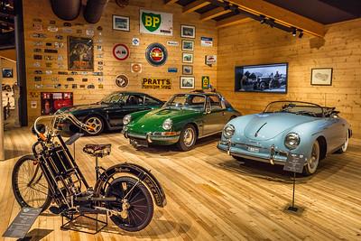 Porsche, Timmelsjoch Motorcycle Museum, Austria