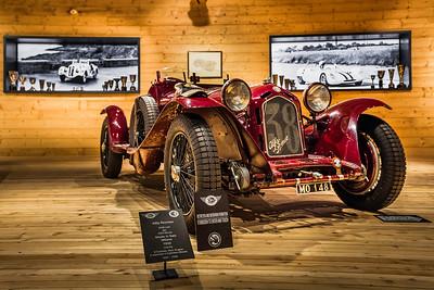 Alfa Romeo, Timmelsjoch Motorcycle Museum, Austria