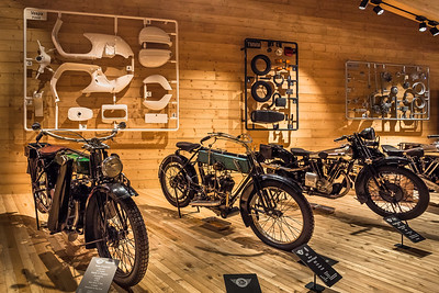 Timmelsjoch Motorcycle Museum, Austria