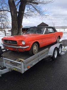 1965 Mustang Spring of 2014