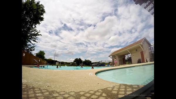 CLOUDS! pool TLV