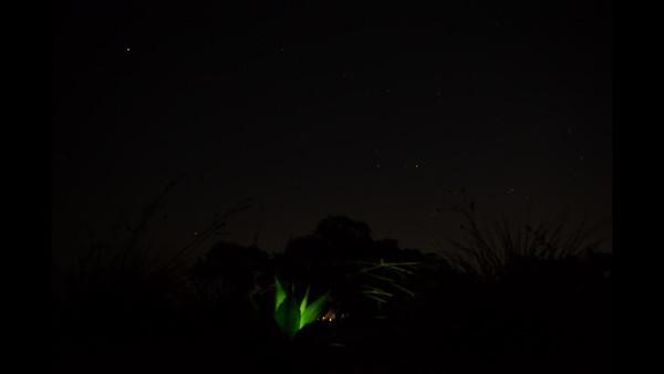 Lake Travis Stars Time-Lapse