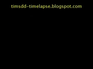 Pilot to Co-pilot Timelapse Video