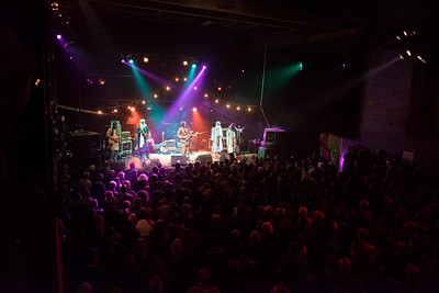Tinariwen at Invisible Wind Factory, Liverpool