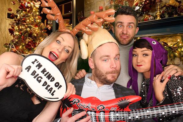 Tingdene's Christmas Party 2017