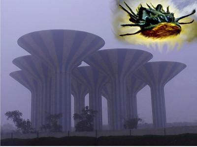 Alien Spaceport