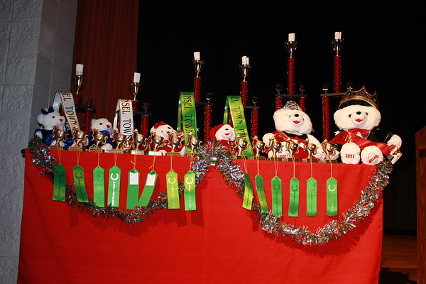 Tinsel Town Christmas Pageant 12-2-11
