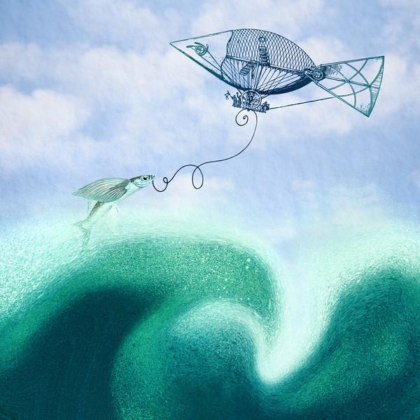 Big Ideas In An Ocean of Dreams