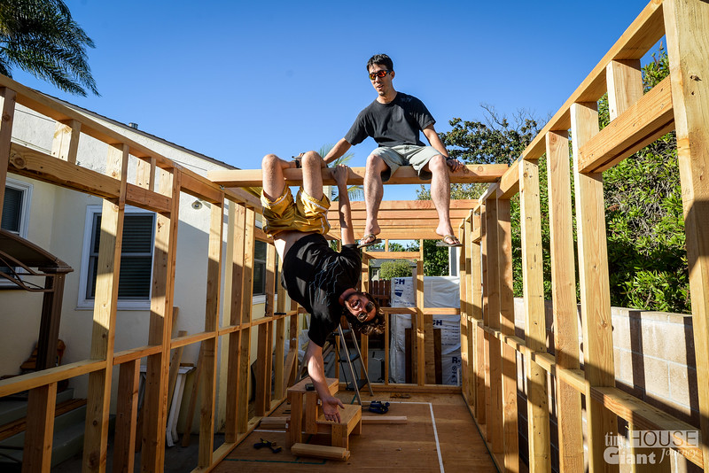 Strapping And Loft Framing - 0342