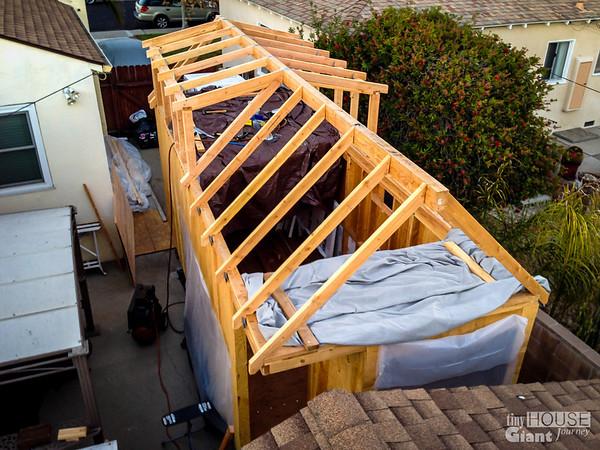 PhotoXplorer Photo Keywords Tiny House Rafters tiny house