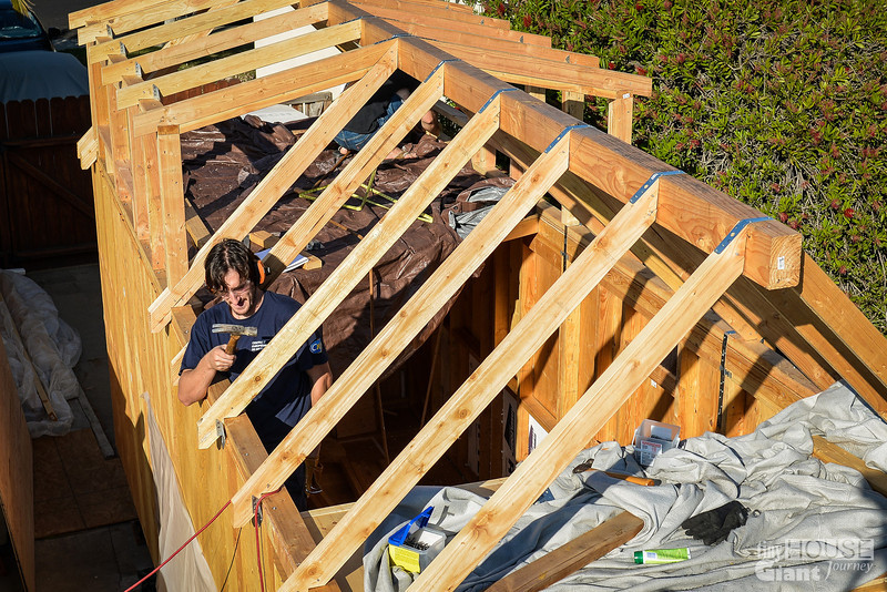 How does this tool work again?  Read more here: http://tinyhousegiantjourney.com/2013/11/15/strapping-the-roof-bbbbq-8/ Follow us here: www.facebook.com/tinyhousegiantjourney