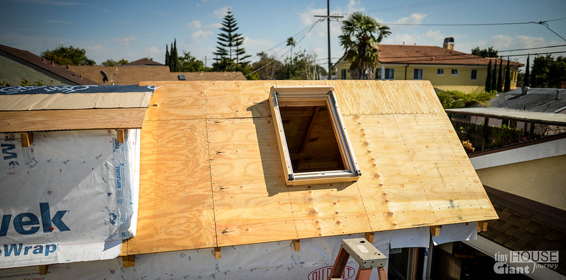 Scenario: Water Gets Under Your Metal Roof Or Shingles, Finds Its Way To  One Of The Nails Holding Your Shingles, Seeps Through Your Plywood  Sheathing, ...