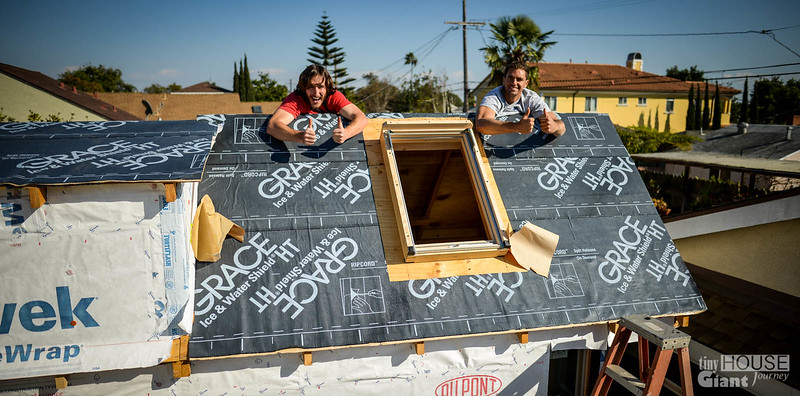 Roofing underlayment  