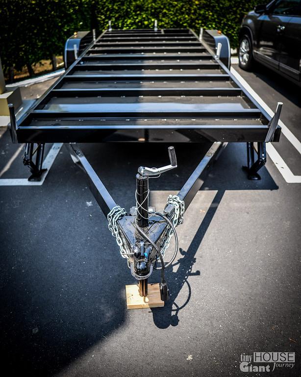 Tumbleweed trailer