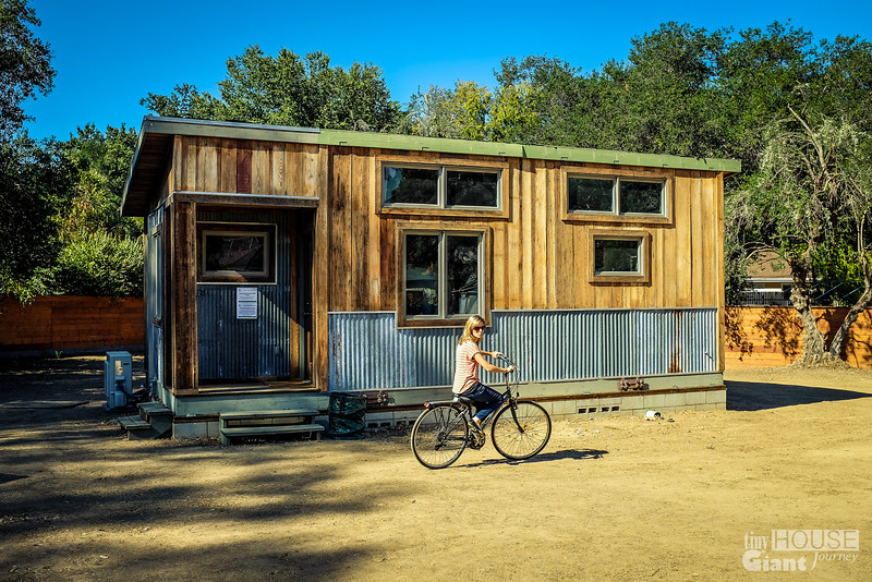 Surprising Tiny House Tours Ojai Green Home Tour Tiny House Giant Journey Largest Home Design Picture Inspirations Pitcheantrous