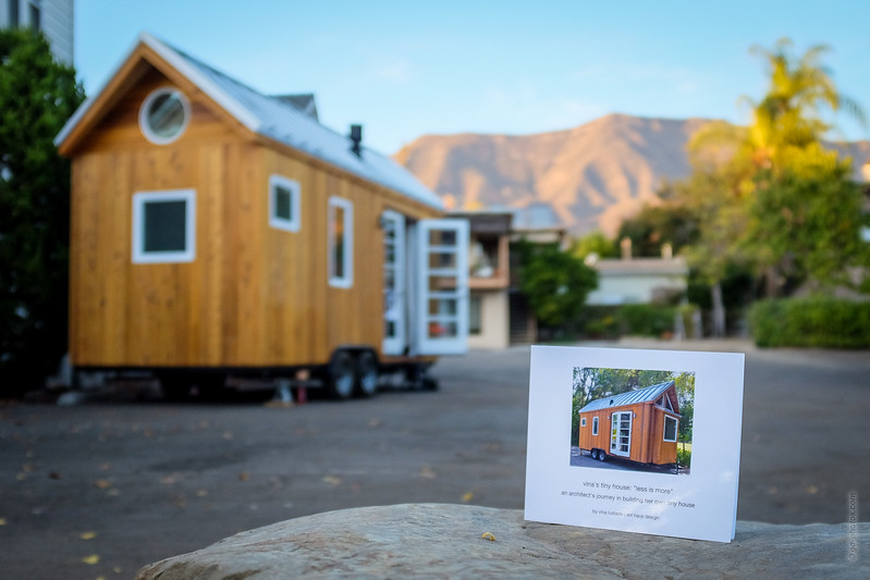 Vina Lustado's tiny house (Sol Haus Design)Read more here: https://tinyhousegiantjourney.com/2013/11/12/vinas-tiny-house/Subscribe here: www.facebook.com/tinyhousegiantjourney