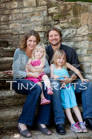 Hinen Family (Spring 2012)
