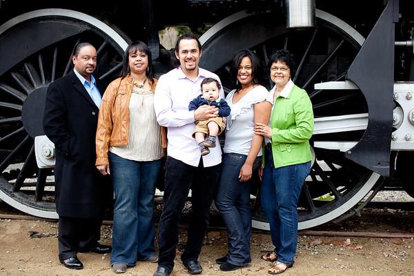 Mayagoitia Family