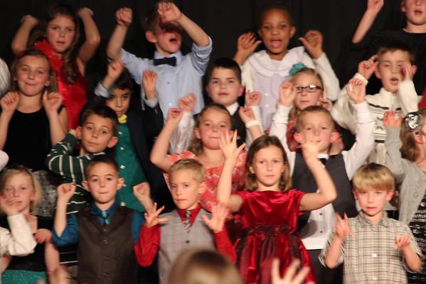 Broadway Christmas Program