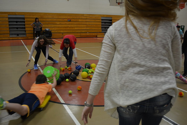 Hungry Hippos Relay for Life Fundraiser