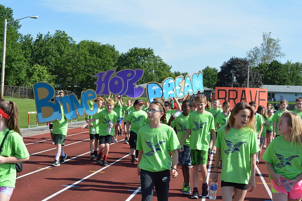 Relay for Life Field Day