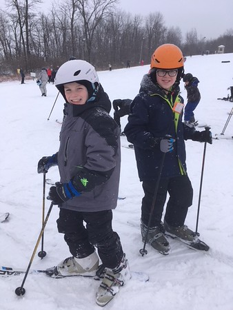 LT Ball Ski Trip