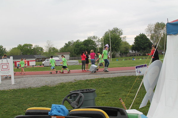 LT HAPPYville Relay For Life
