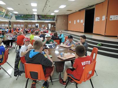 School Lunch Week at LT