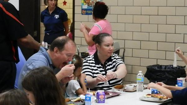 NC School Lunch Week