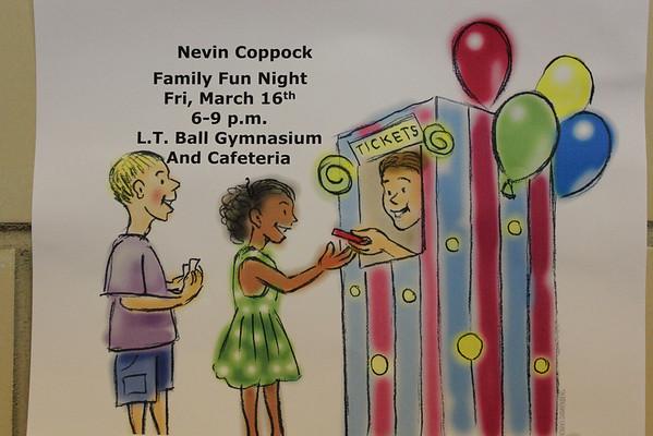 Nevin Coppock Family Fun Night 2012
